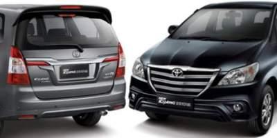 Innova Kediri Blitar Pare Tulungagung Trenggalek Nganjuk Toyota