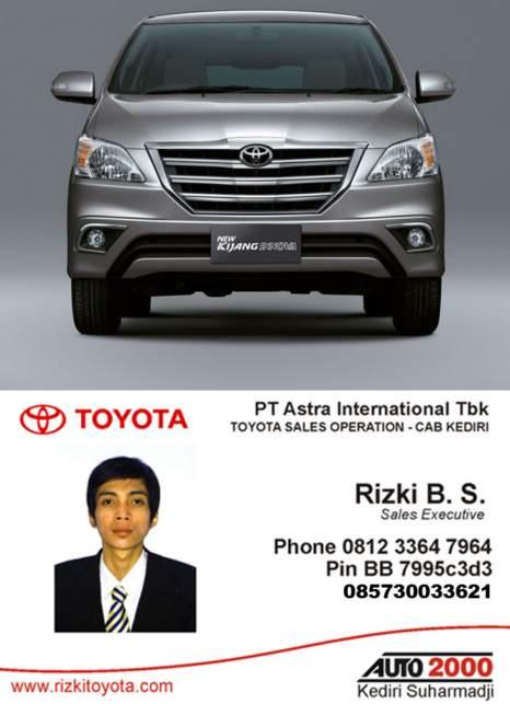 Toyota Innova Kediri
