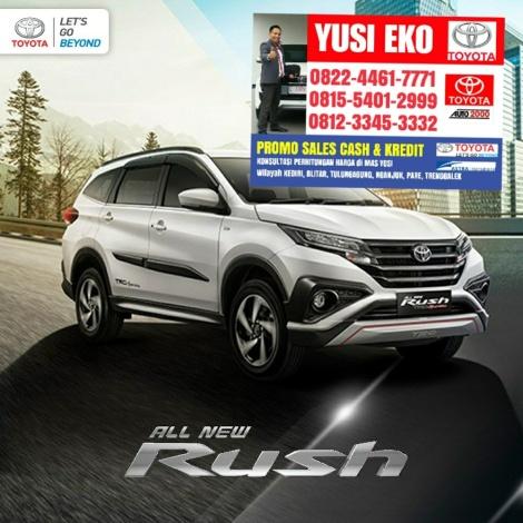 Rush Toyota Kediri082244617771